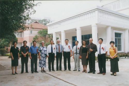 中加友谊2001年
