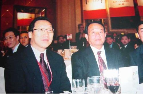 中加友谊2003年