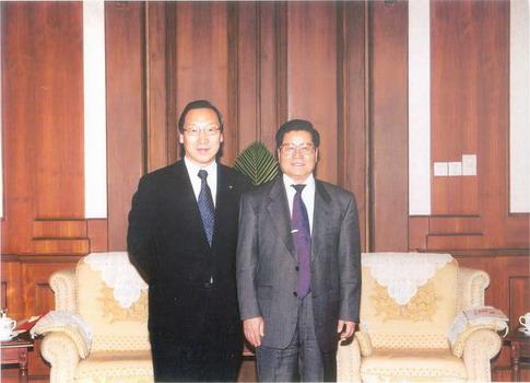 中加友谊2004年