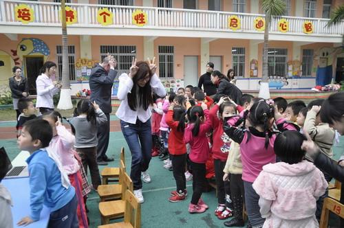 幼儿园试教05