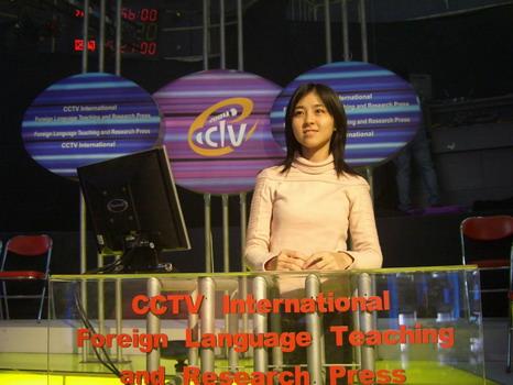 2002级覃晔同学荣获CCTV英语演讲比赛获奖